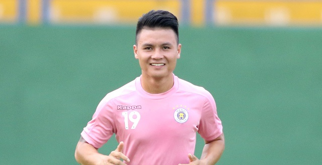 Thua HAGL 9 điểm, Quang Hải lên tiếng về cơ hội của Hà Nội FC - Bóng Đá