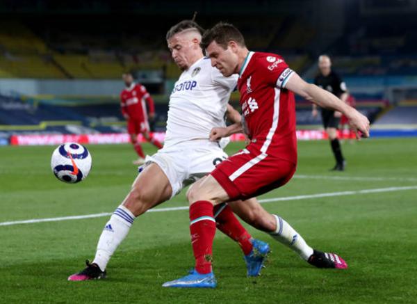 Chấm điểm Liverpool trận hòa Leeds: Người hùng Alisson - Bóng Đá