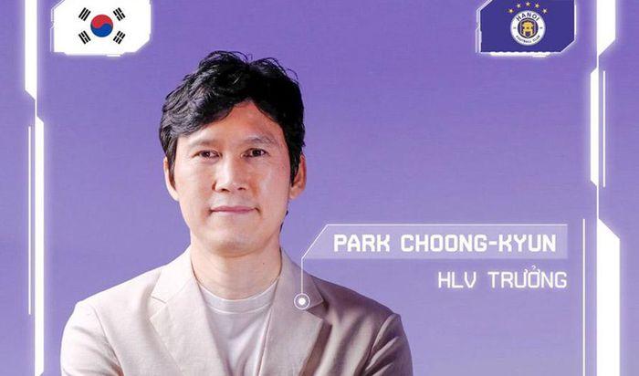 CHÍNH THỨC: HLV Park Choong Kyun ngồi vào ghế nóng CLB Hà Nội - Bóng Đá