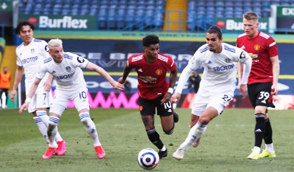 2 quyết định đúng đắn và 1 sai lầm của Solskjaer ở trận hòa Leeds - Bóng Đá
