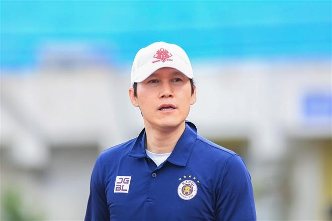 HAGL quá mạnh, HLV Hà Nội FC nói thẳng về cuộc đua vô địch V-League - Bóng Đá