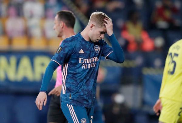 Chấm điểm Arsenal trận thua Villarreal: Dani Ceballos