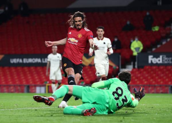 Đại thắng Roma, Man Utd đã tìm thấy