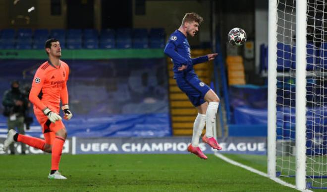 TRỰC TIẾP Chelsea 1-0 Real Madrid (H1): Werner mở tỷ số - Bóng Đá