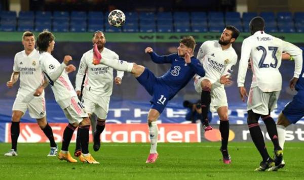 Chấm điểm Chelsea trận thắng Real: