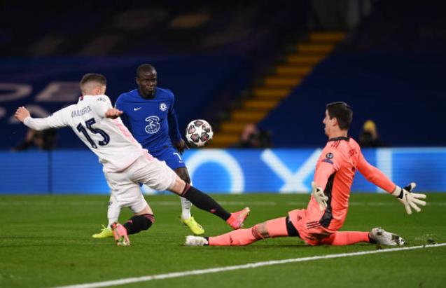 TRỰC TIẾP Chelsea 1-0 Real Madrid (H2): Đội khách gia tăng sức ép - Bóng Đá
