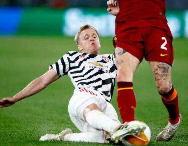 Chấm điểm Man Utd trận AS Roma: