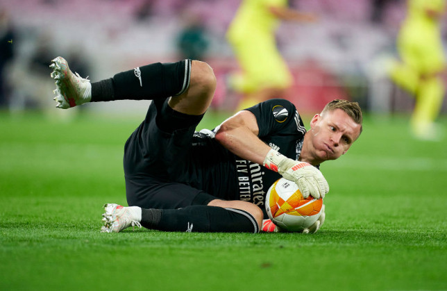 Bernd Leno lên tiếng về tin đồn rời Arsenal  - Bóng Đá