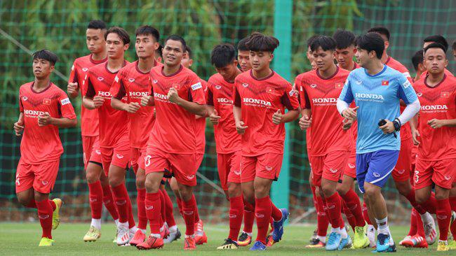 Vượt Nhật Bản, Trung Quốc, U23 Việt Nam vào nhóm 1 VL châu Á - Bóng Đá
