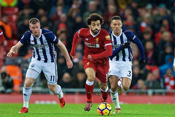 West Brom vs Liverpool: Lệnh phải thắng vì top 4 - Bóng Đá