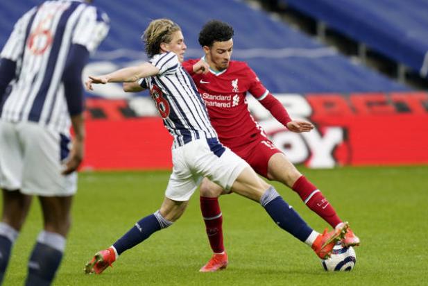 TRỰC TIẾP West Brom 1-0 Liverpool (Hiệp 1): Đội khách dồn ép - Bóng Đá