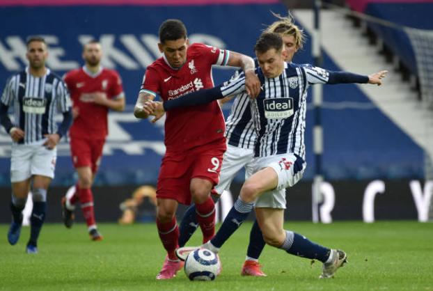 TRỰC TIẾP West Brom 1-1 Liverpool (Hiệp 2): Đội khách dâng cao - Bóng Đá