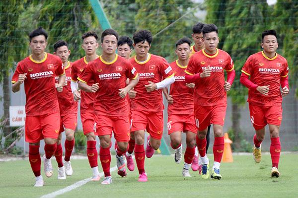 Nc247info tổng hợp: HLV Park Hang-seo loại 4 cầu thủ khỏi U22 Việt Nam