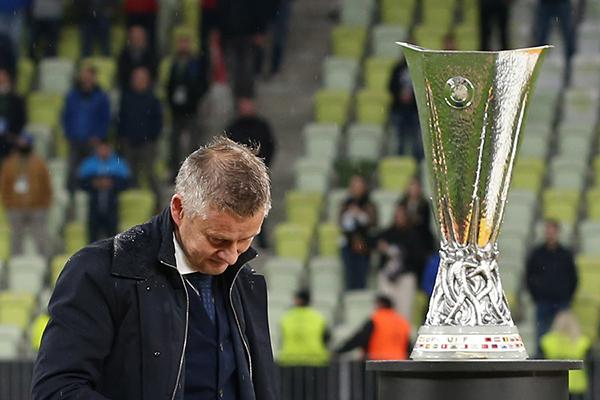 Nhìn lại 6 lý do khiến Man Utd thua đau tại chung kết Europa League - Bóng Đá