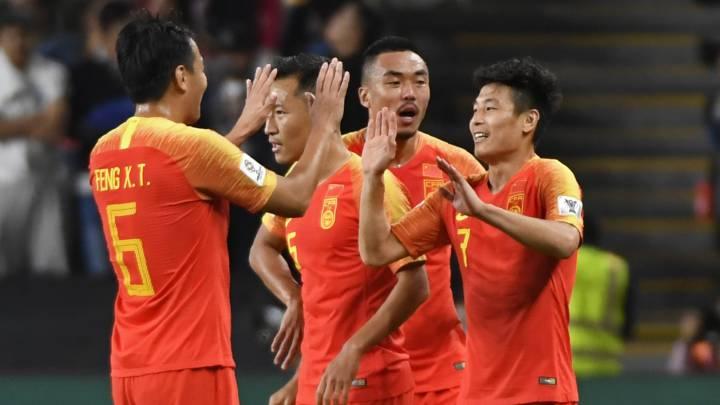 Sao La Liga lên tiếng, Trung Quốc vùi dập Guam - Bóng Đá