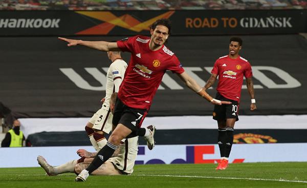 Top 4 trận thắng tưng bừng của Man Utd ở mùa giải 2020/21 - Bóng Đá