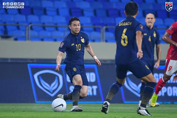 TRỰC TIẾP Thái Lan 1-0 Indonesia (H1): Hai đội ăn miếng trả miếng - Bóng Đá