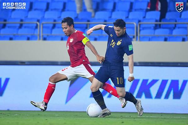 TRỰC TIẾP Thái Lan 2-2 Indonesia (H2): Dimas đưa trận đấu về vạch xuất phát - Bóng Đá
