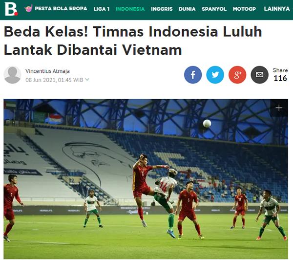 Truyền thông Indo: