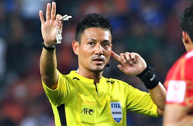 Xác nhận: Trọng tài từng cầm còi V-League điều khiển trận Việt Nam vs Malaysia - Bóng Đá