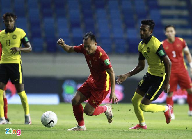 TRỰC TIẾP Việt Nam 0-0 Malaysia (H1): Tiến Linh bỏ lỡ cơ hội - Bóng Đá