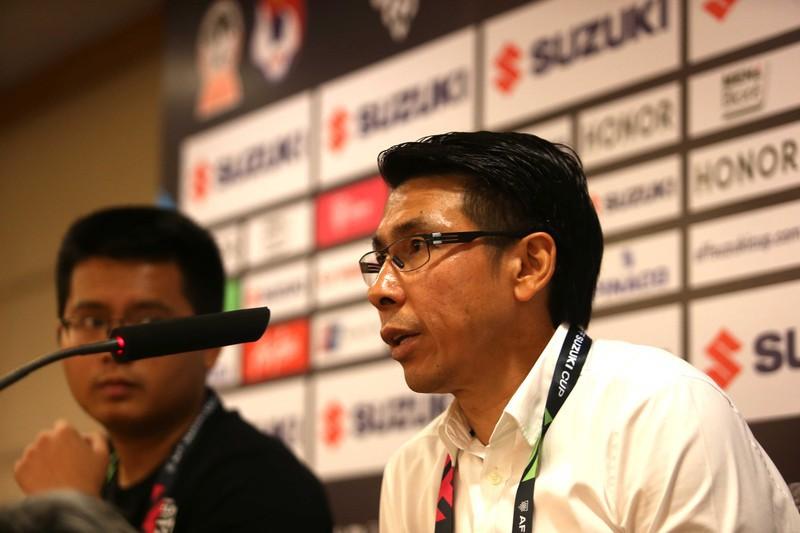HLV Malaysia nói 1 câu về màn trình diễn của Trọng Hoàng - Bóng Đá