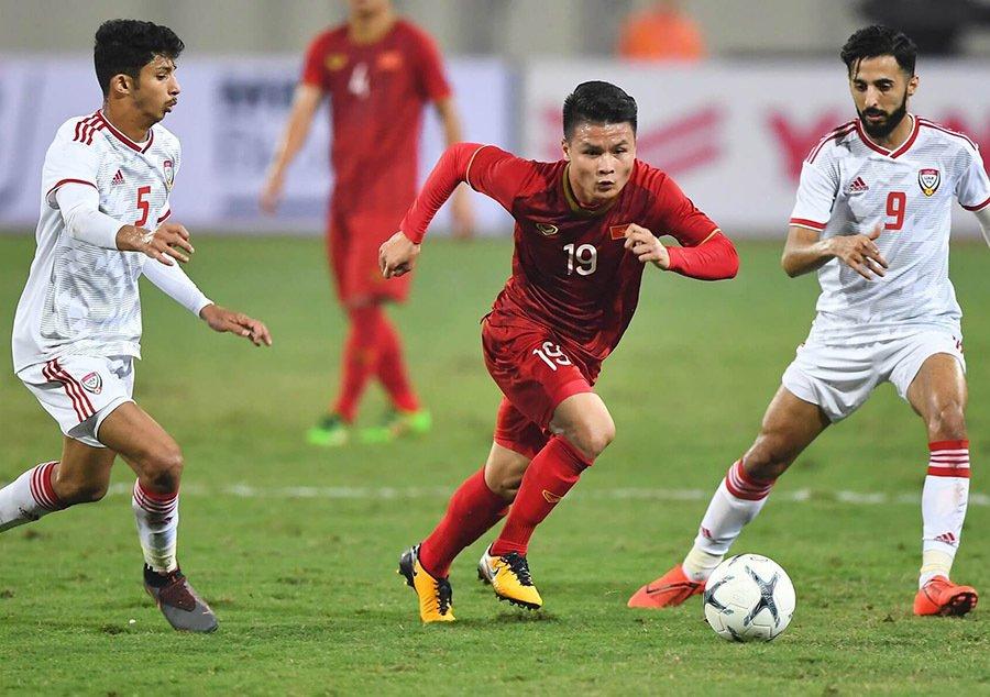 FIFA khen 1 cái tên, cảnh báo ĐT Việt Nam về UAE - Bóng Đá