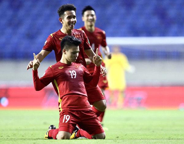 CHÍNH THỨC: Thầy Park chốt danh sách 23 cầu thủ dự trận UAE - Bóng Đá