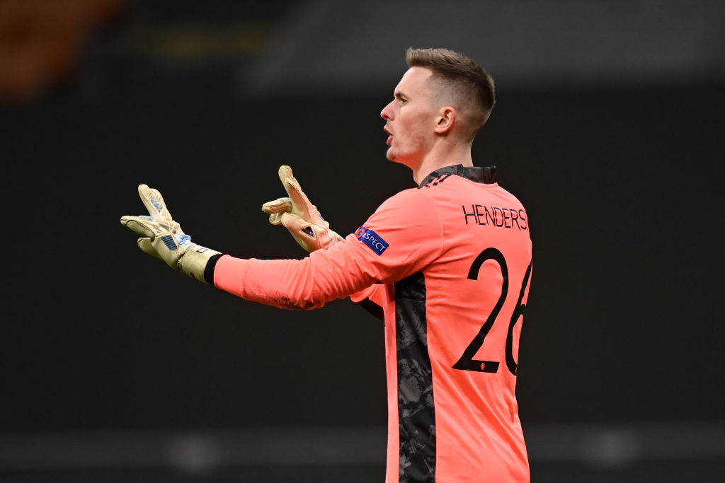 Man Utd goalkeeper Dean Henderson pulls out of England's Euro 2020 squad - Bóng Đá