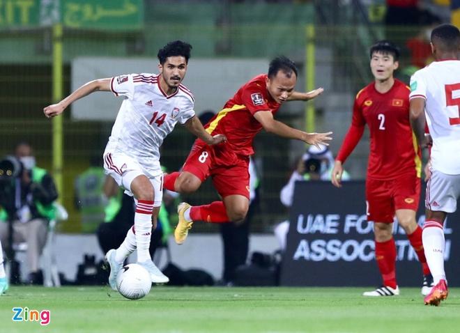 TRỰC TIẾP Việt Nam 0-0 UAE (H1): Mabkhout thử vận may - Bóng Đá