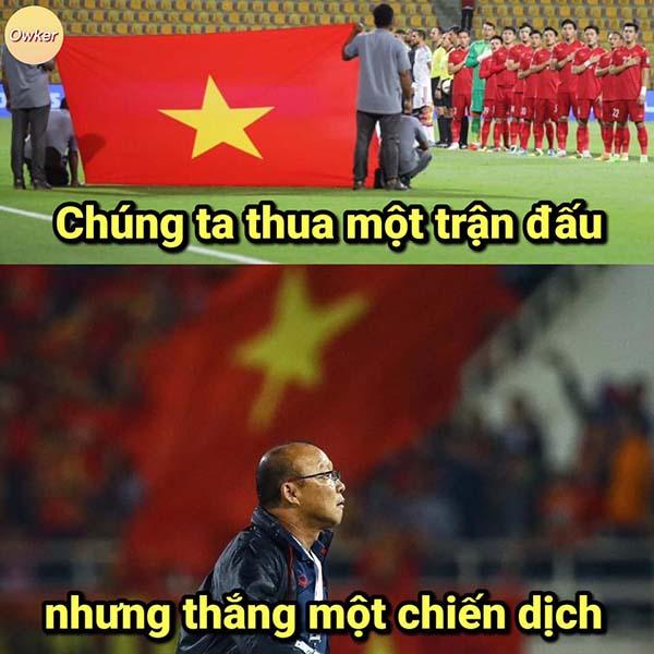 Cười té khói với loạt ảnh chế trận ĐT Việt Nam gặp UAE - Bóng Đá
