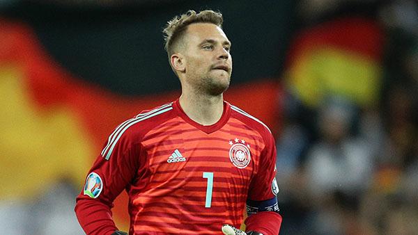 Đội hình ĐT Đức đới đầu ĐT Anh: Trông cậy bộ khung Bayern? - Bóng Đá