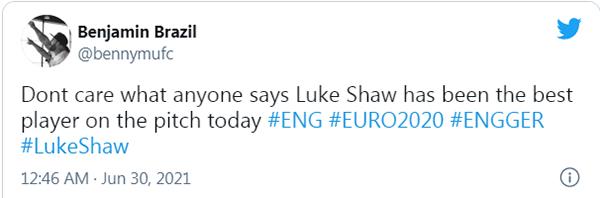 Shaw góp dấu giày vào 2 bàn thắng, CĐV Man Utd nói gì? - Bóng Đá