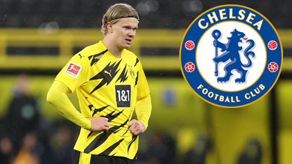 Nếu chiêu mộ Haaland, Rice, White, đội hình Chelsea khủng đến cỡ nào? - Bóng Đá
