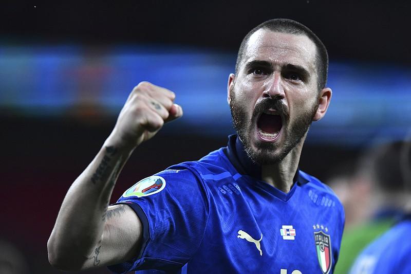 Bonucci hé lộ chìa khóa giúp Ý vượt qua Tây Ban Nha - Bóng Đá