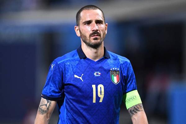 Đội hình kết hợp Anh - Ý: Bộ đôi Man Utd,