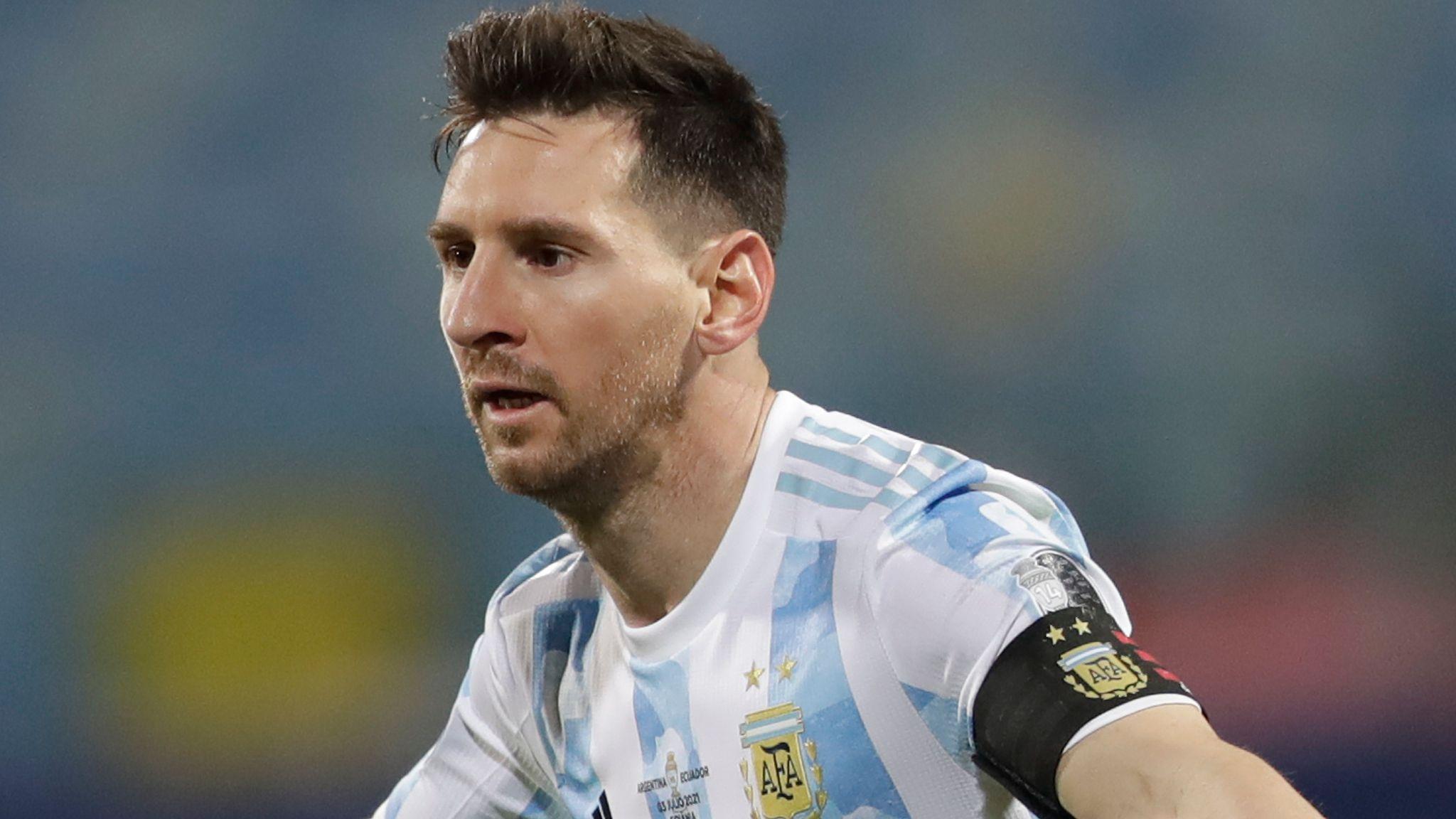 Argentina vô địch Copa, HLV tiết lộ sự thật về Messi  - Bóng Đá