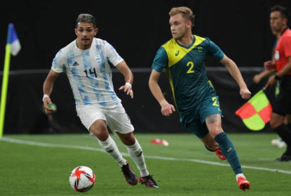 Sau trận Argentina Australia - Bóng Đá