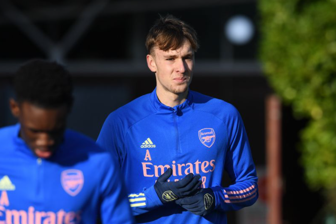 Arsenal striker set for one year loan move to Germany after talks with Mikel Arteta - Bóng Đá