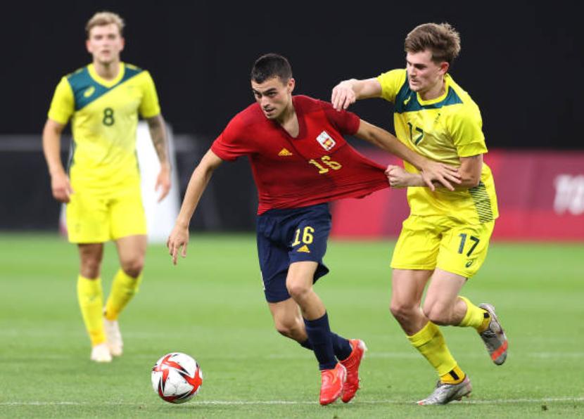 Sau trận Úc vs Tây Ban Nha - Bóng Đá