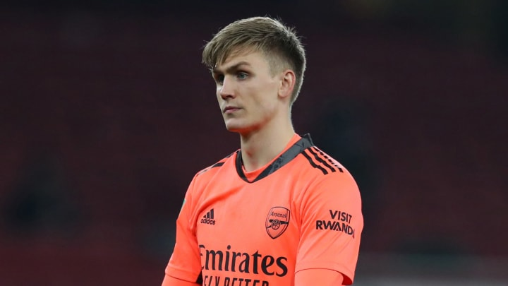 Runar Alex Runarsson is set to join Altay in Turkey on loan for the 2021-22 - Bóng Đá