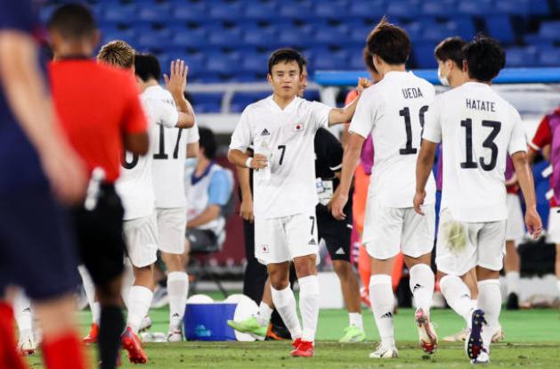 Sao Real tiếp tục nổ súng, Nhật Bản tiễn Pháp khỏi Olympic 2020 - Bóng Đá