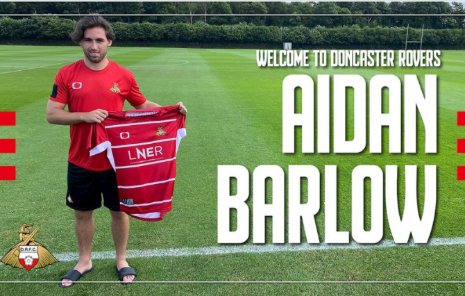 Barlow completes move to Doncaster after a year out of the game following United exit - Bóng Đá