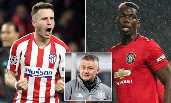 3 yếu tố quyết định thành bại ở thương vụ Man Utd mua Saul Nguez - Bóng Đá