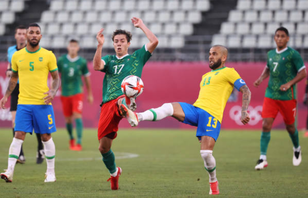 Sau trận Brazil vs Mexico - Bóng Đá