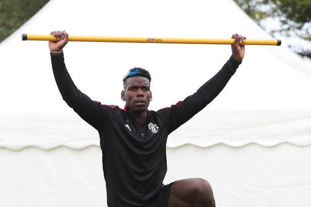 Giữa bão tin đồn, Pogba trở lại tập luyện cùng Man Utd - Bóng Đá