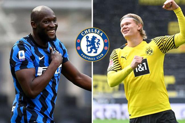 Giữa Lukaku và Haaland, CĐV Chelsea đã có câu trả lời - Bóng Đá