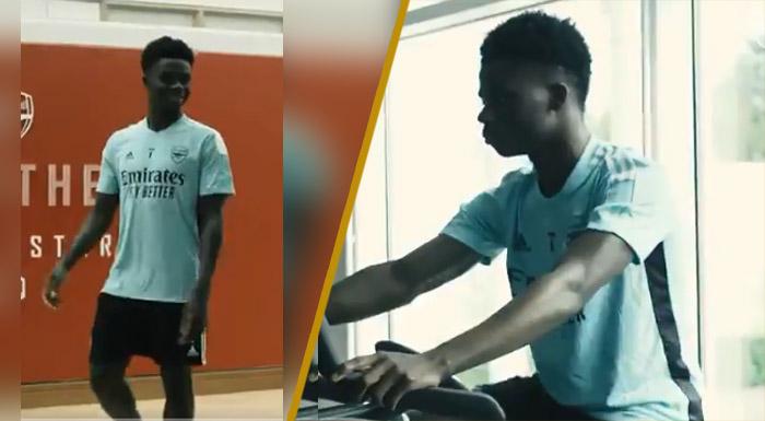 Arsenal đón sao trẻ ĐT Anh trở lại tập luyện - Bóng Đá