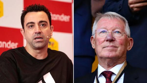 Xavi hé lộ lý do từ chối gia nhập Man Utd - Bóng Đá