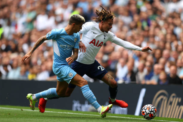 TRỰC TIẾP Tottenham 0-0 Man City (H1): Hai đội thi đấu giằng co - Bóng Đá
